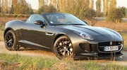 Essai Jaguar F-Type S : Plaisir symphonique
