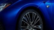 Lexus : la RC F présentée à Détroit ?
