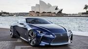 Lexus : la remplaçante de la LFA basée sur le concept LF-LC ?