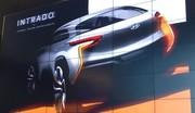 Première image du concept Hyundai Intrado
