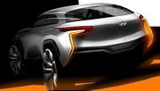 Hyundai : teaser du concept Intrado pour Genève