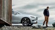Le Volvo XC Coupé préfigurera le prochain XC90 à Detroit
