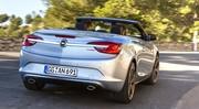 Opel Cascada : les détails de la version Turbo de 200 ch