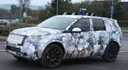 Le futur Land Rover Freelander se montre encore