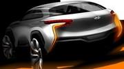 Hyundai Intrado : un concept de crossover pour le salon de Genève