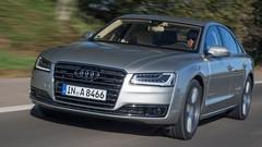 Essai Audi A8 restylée : Pour contrer la Classe S
