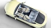Rinspeed XchangE : Rinspeed explore la conduite autonome
