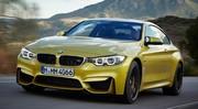 BMW M3 Berline et M4 Coupé