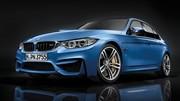 BMW: toutes les photos des nouvelles M3 et M4