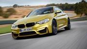 BMW M4 Coupé et M3 Berline 2014 : photos, infos et vidéos