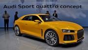 Audi Quattro : avec un moteur cinq cylindres ?