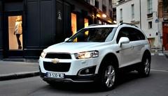 Essai Chevrolet Captiva Diesel