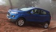 Essai Ford Ecosport : petit baroudeur 2.0