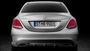 Nouvelle Mercedes Classe C (2014) : une mini Classe S !