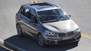 La nouvelle BMW Série 2 Active Tourer sans rien sur le dos