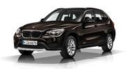BMW X1 : de légères modifications esthétiques pour 2014