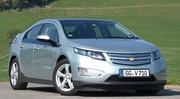 Une Chevrolet compacte électrique en 2016