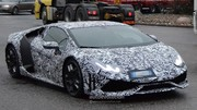 Lamborghini : la remplaçante de la Gallardo s'appellerait Huracan
