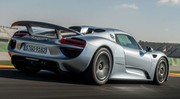 Essai Porsche 918 Spyder, premières impressions