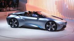 BMW i8 Spyder : un feu vert pour fin 2015 ?