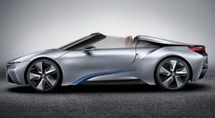 BMW i8 Spyder : feu vert pour la production !