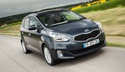 Essai KIA Carens 1.7 CRDi 115 Style ISG 7 places