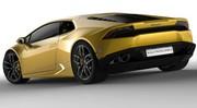 Lamborghini Huracán LP610-4 : Plus fort que Ferrari et McLaren ?