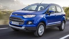 Essai Ford EcoSport : L'invité surprise