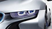 Éclairage laser, sur un prototype pour Audi, en série pour BMW