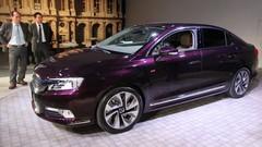 DS 5LS (2014) : Citroën monte en gamme en Chine