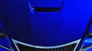 Lexus RC F : deuxième teaser avant Detroit