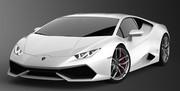 Voici la nouvelle Lamborghini Huracán LP 610-4