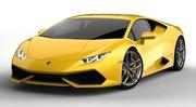Nouvelle Lamborghini Huracán LP 610-4 2014 : les photos et infos officielles