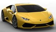 Lamborghini Huracan, régime sec