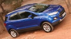 Essai Ford EcoSport, l'opportuniste