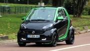 Essai Smart Electric Drive