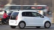 Essai Volkswagen e-up! : électrique et urbaine avant tout