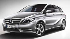 Mercedes : un million de Classe B