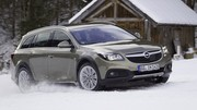 Essai gamme Opel 4x4 : Mokka, Insignia Country Tourer et OPC