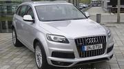 Audi a validé le Q7 hybride rechargeable