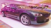 BMW Série 7 : une version M pour l'Arabie Saoudite