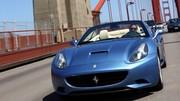 Deux turbos pour la nouvelle Ferrari California