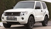 Mitsubishi Pajero : bientôt une variante hybride rechargeable