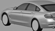 Future BMW Série 4 Gran Coupé: ses lignes n'ont plus de secret