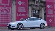 800 km en une journée avec la Tesla Model S Performance