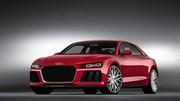 Audi Laserlight Concept : l'éclairage laser proche de la série