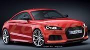 Audi TT (2014) un peu plus de style et d'A3
