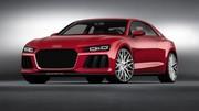 Audi Sport Quattro Concept 2014 : zoom sur l'éclairage laser