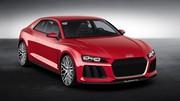 Audi Sport quattro laserlight concept : des optiques laser présentées à Las Vegas