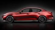 Infiniti Q50 Eau Rouge Concept 2014 : les premières images